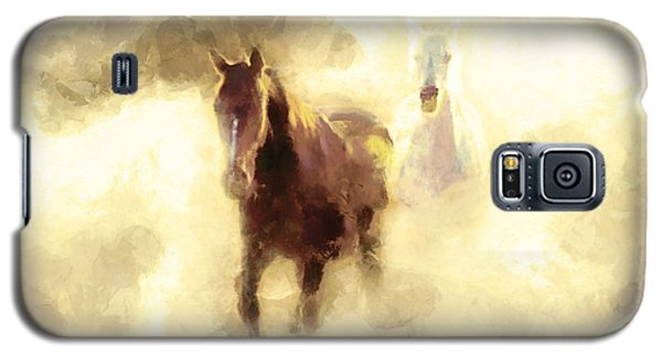 Horses Of The Mist Galaxy S5 Case