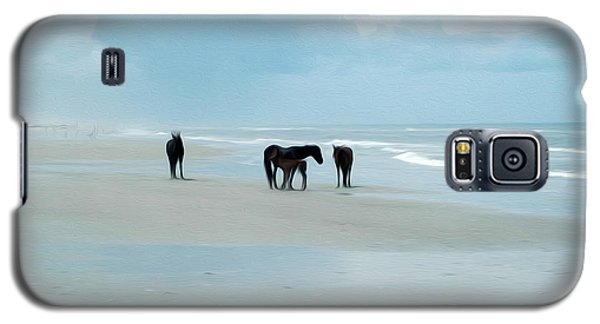 Horses Of The Obx Galaxy S5 Case