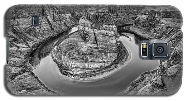 Horseshoe Bend Arizona Black And White Galaxy S5 Case