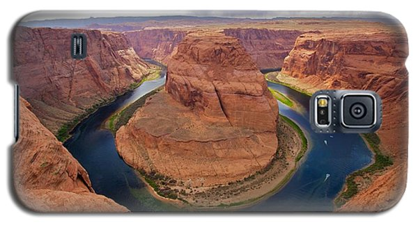 Horseshoe Bend View 1 Galaxy S5 Case