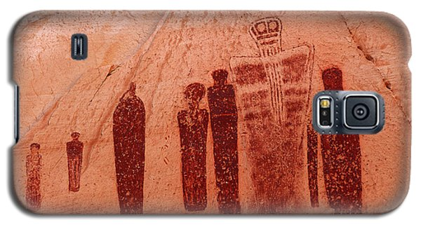 Horseshoe Canyon Pictographs Galaxy S5 Case