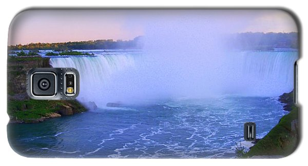 Horseshoe Falls Sunset In The Summer Galaxy S5 Case by Lingfai Leung