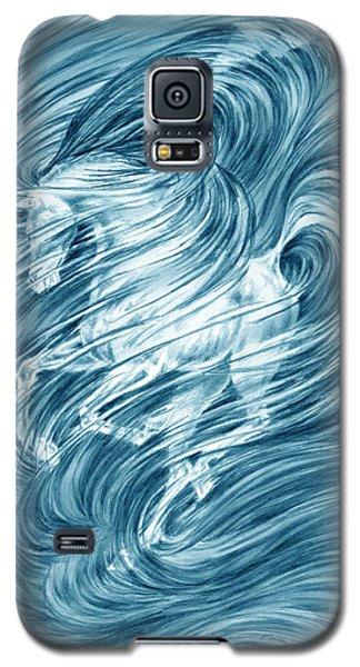 Horsessence - Colorized Fantasy Dream Horse Print Galaxy S5 Case
