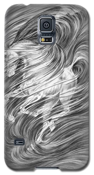 Horsessence - Fantasy Dream Horse Print Galaxy S5 Case