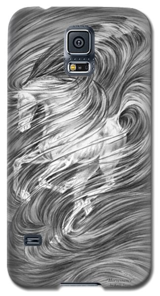 Horsessence - Fantasy Dream Horse Print Galaxy S5 Case