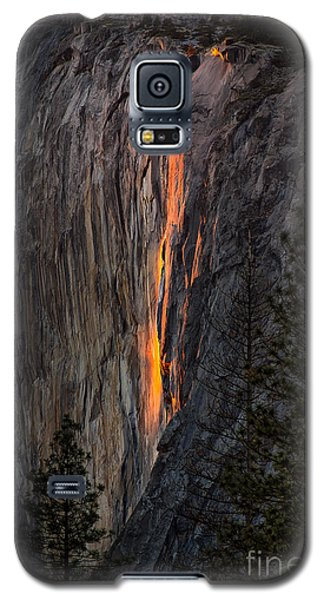 Horsetail Falls Galaxy S5 Case