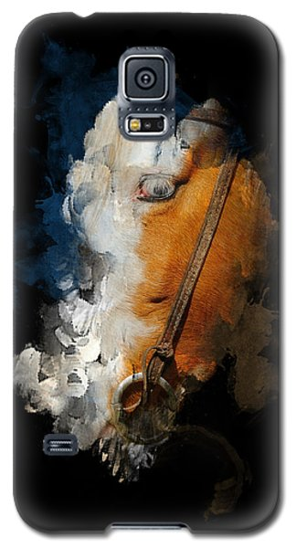 Horsing Around Galaxy S5 Case by Davina Washington