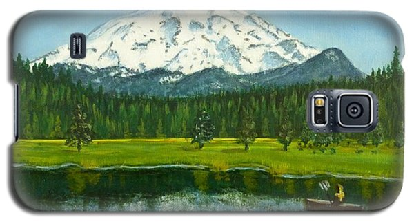 Hosmer Lake Galaxy S5 Case