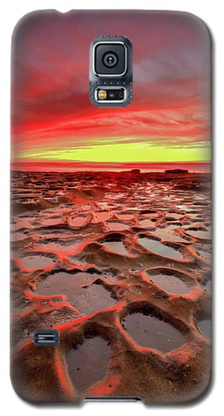 Hospitals Reef Galaxy S5 Case by Robert  Aycock