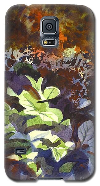 Hostas In The Forest Galaxy S5 Case