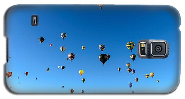 Hot Air Balloons Galaxy S5 Case