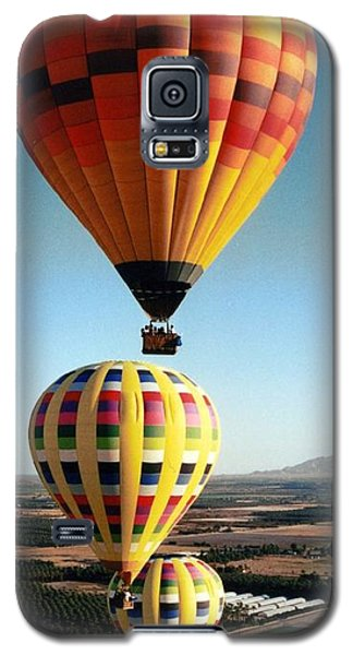 Balloon Stacking Galaxy S5 Case by Richard Engelbrecht