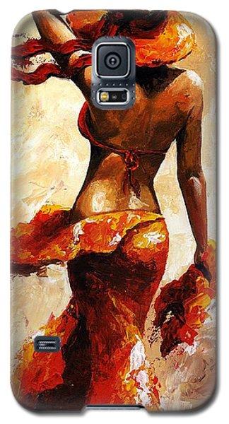 Hot Breeze  Galaxy S5 Case