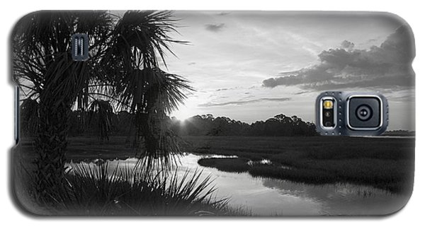Hot June Sunrise I        Bw Galaxy S5 Case
