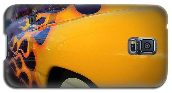 Hot Ride Galaxy S5 Case by Paul Cammarata