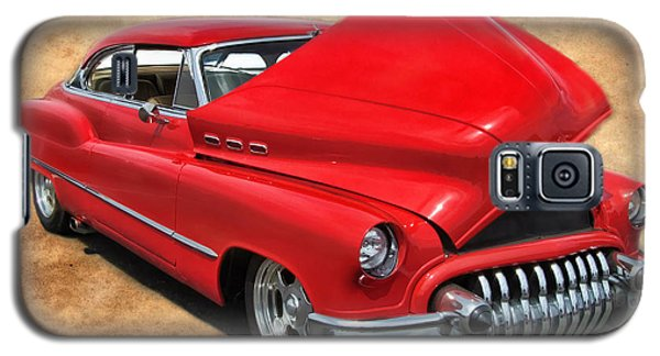Hot Rod Buick Galaxy S5 Case by Victor Montgomery
