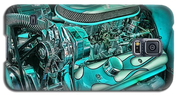 Hot Rod Engine Galaxy S5 Case by Victor Montgomery