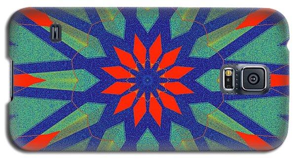 Hot Rod Tile Print 4 Galaxy S5 Case