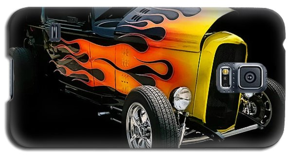 Galaxy S5 Case featuring the photograph Hot Rod by Victor Montgomery