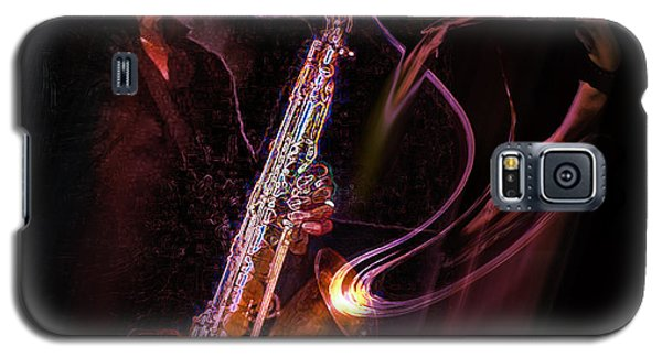 Hot Sax Galaxy S5 Case