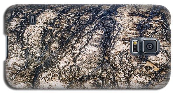 Hot Spring Abstract Lan 771 Galaxy S5 Case