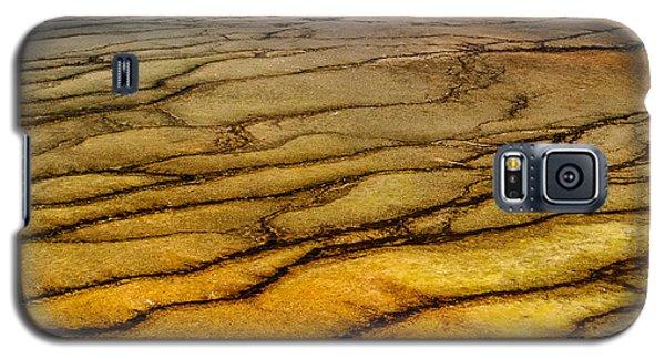 Hot Spring Abstract Lan 801 Galaxy S5 Case