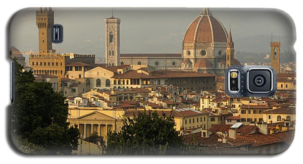 Hot Summer Afternoon In Florence Italy Galaxy S5 Case
