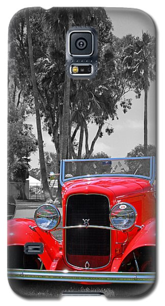 Galaxy S5 Case featuring the photograph Hot V8 by Shoal Hollingsworth