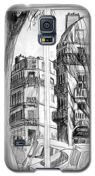 Hotel D'albe Galaxy S5 Case by Mark Lunde