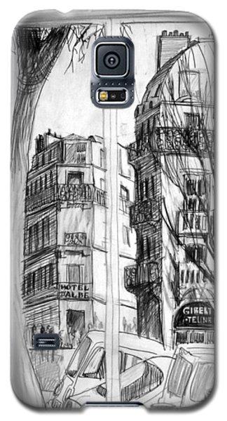 Hotel D'albe Galaxy S5 Case