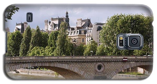 Hotel De Ville In Color Galaxy S5 Case