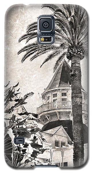 Hotel Del Coronado Galaxy S5 Case by Peggy Hughes
