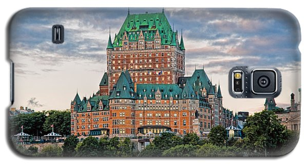 Fairmont Le Chateau Frontenac  Galaxy S5 Case