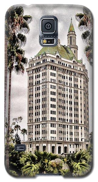 Hotel In Long Beach Galaxy S5 Case