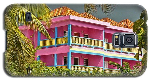 Hotel Jamaica Galaxy S5 Case