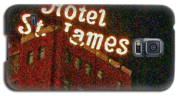 Hotel - St James San Diego Galaxy S5 Case