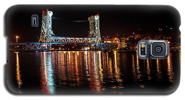 Houghton Lift Bridge  Galaxy S5 Case