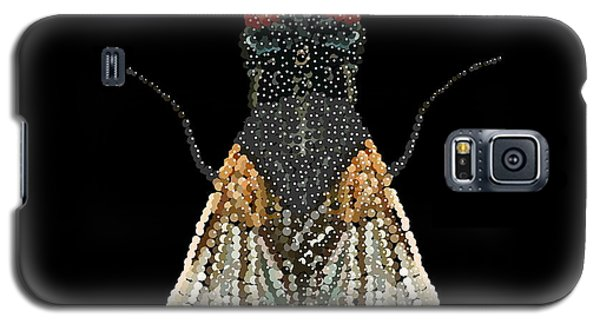 House Fly Bedazzled Galaxy S5 Case
