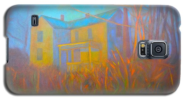 House In Blacksburg Galaxy S5 Case