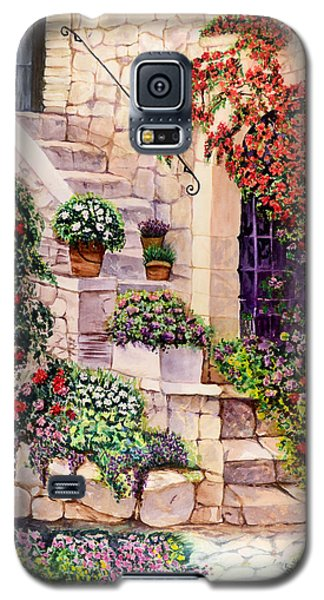 House In Oyster Bay Galaxy S5 Case