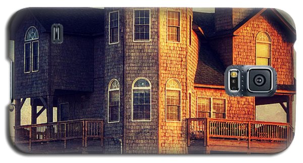 House In Rodanthe At Sunset Galaxy S5 Case