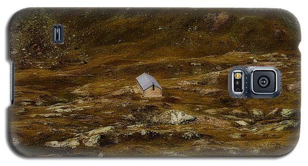 House In The Valley Galaxy S5 Case