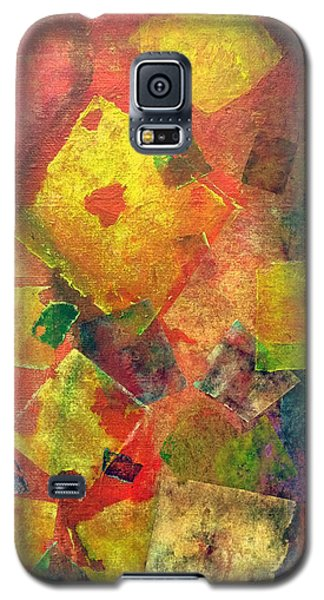 House Of Cards Galaxy S5 Case by Jim Whalen