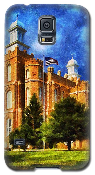 House Of Learning Galaxy S5 Case by Greg Collins