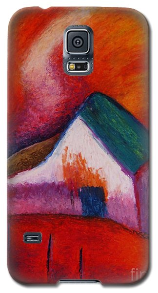 House On The Hillside Galaxy S5 Case