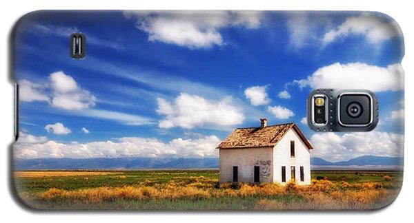 House On The Prairie Galaxy S5 Case