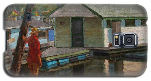 Houseboat On The Mississippi Galaxy S5 Case