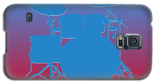 Houston Oilers Drum Set Galaxy S5 Case