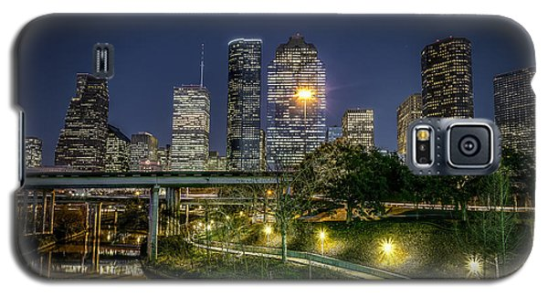 Houston On The Bayou Galaxy S5 Case