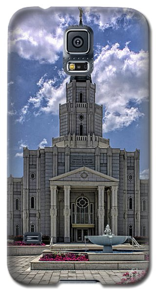 Houston Temple Galaxy S5 Case
